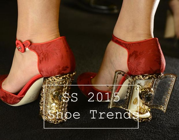 These were the basic spring/ summer 2015 shoe trends that we would like to present to your attention, trying to provide you with an in-detail insight into the basic directions and design inclinations existing in the modern world of fashion. Bearing these details in mind you will be able to build up your looks and garment combos better, thus having the most effective and unique outcomes possible. Be the star of the show learning about the main 2015 shoes and go on following the fashion trend reports we constantly come up with in order to know everything and anything about what's going on the fashion world right now!  Photos courtesy of Stylebistro