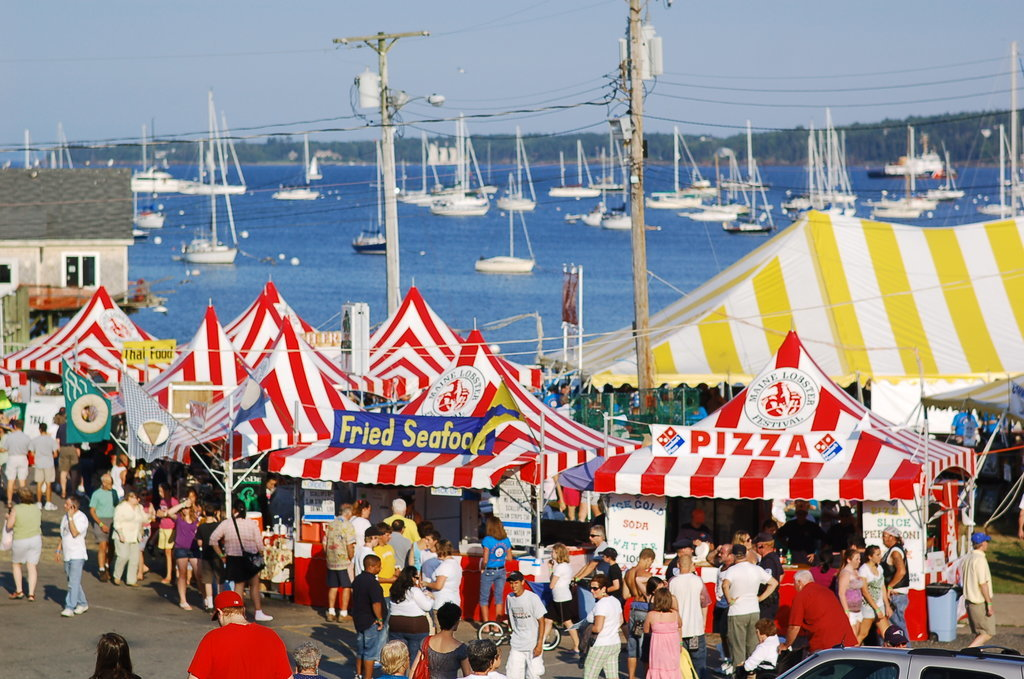 Maine-Lobster-Festival