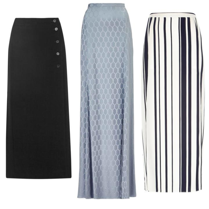 How To Style A Maxi Skirt For The Office – Fashion Magazine ...