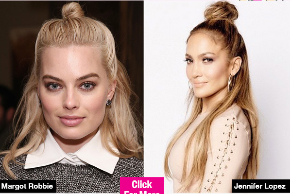 top-bun-pony-jennifer-lopez-margot-robbie-rooney-mara-shay-mitchell-lead