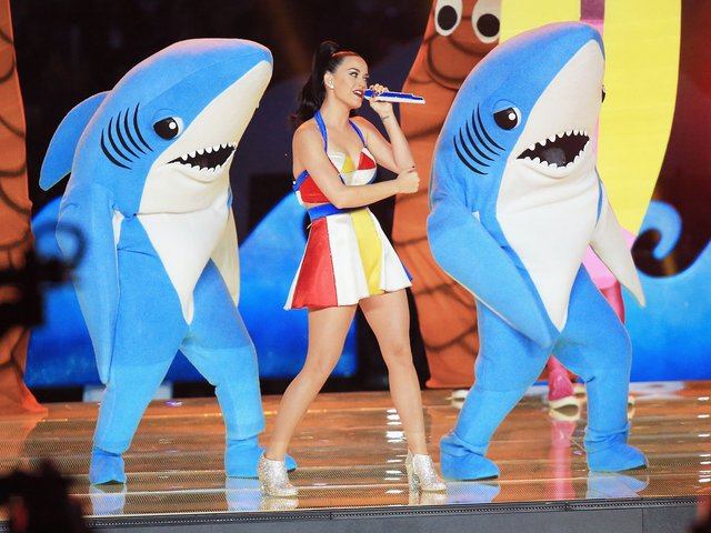 An anonymous dancer hidden in a shark costume managed to steal away the spotlight from Katy Perry at this year's Super Bowl. Why not try and see what happens if you go incognito this Halloween?