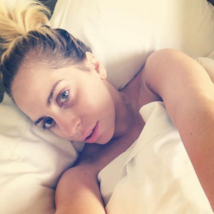 LADY GAGA's instagram