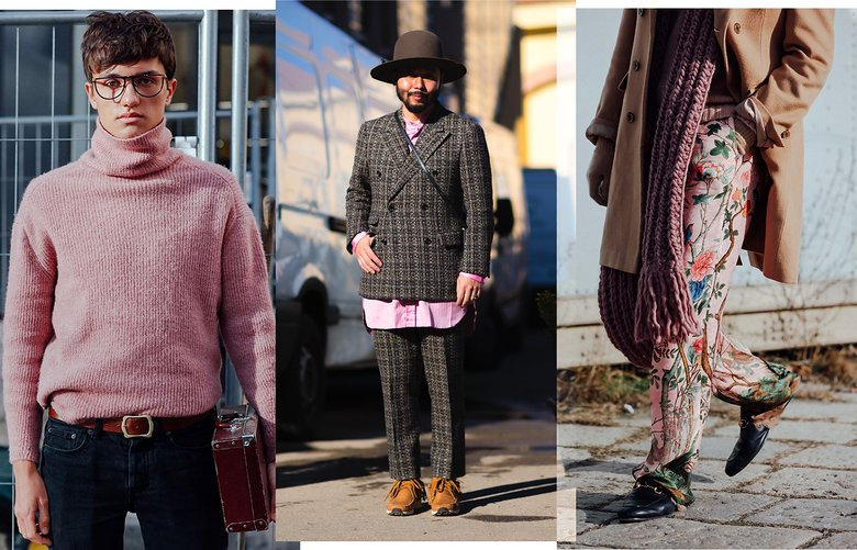 pink-menswear-street-style-holding