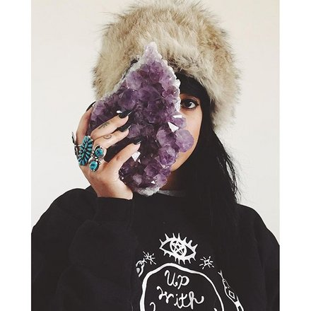 Photo: Courtesy of The Hoodwitch / @thehoodwitch