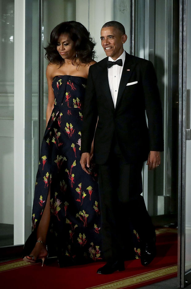 Michelle Obama Tops Our List Of The Weeks Best Dressed Fashion