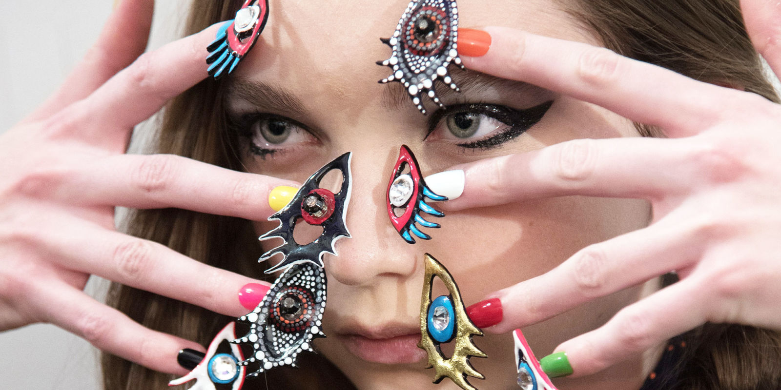 The 6 Craziest Nail Trends We\'ve Seen This Year – Fashion Magazine ...