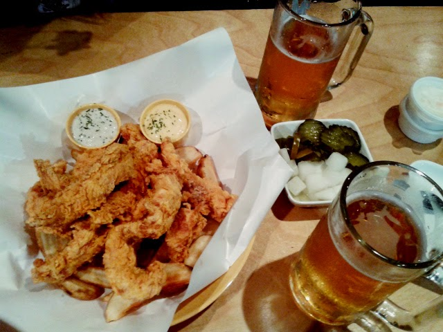 Chicken amp Beer Tuscany Estates McKinley Hill Taguig