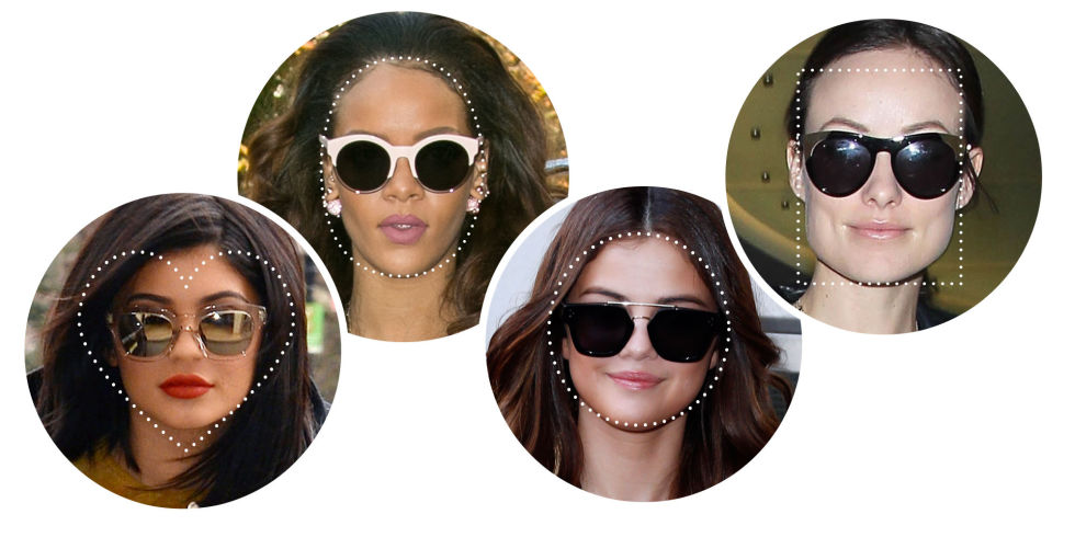Best Sunglasses For Your Face  here s how to find the best sunglasses for your face shape