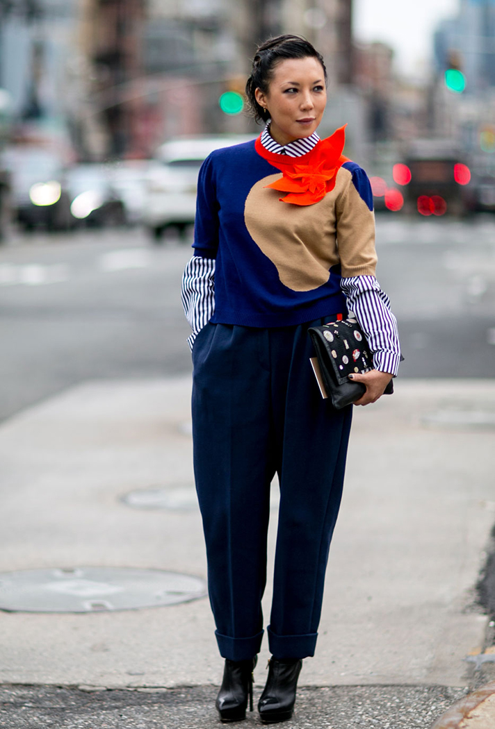 2f8b259e0b64 15 Unexpected Layering Ideas to Steal from Street Style Stars ...