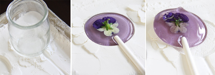 Spring Flower Lollipops – Fashion Magazine – Cometrend