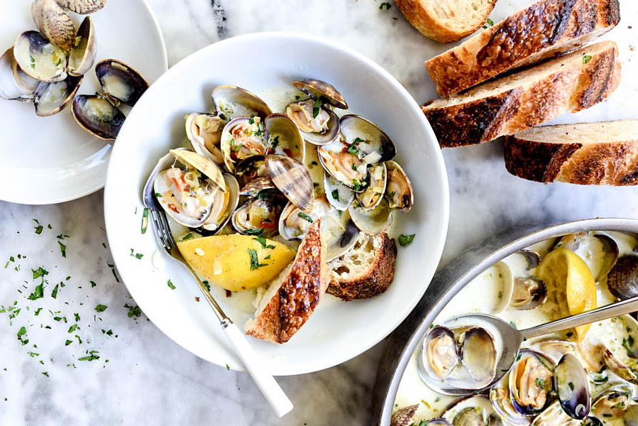 How-to-Make-Steamed-Clams-foodiecrush.com-012