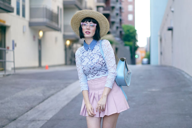 Ashley Roiland of A Fashion Nerd. Photo: Courtesy of A Fashion Nerd