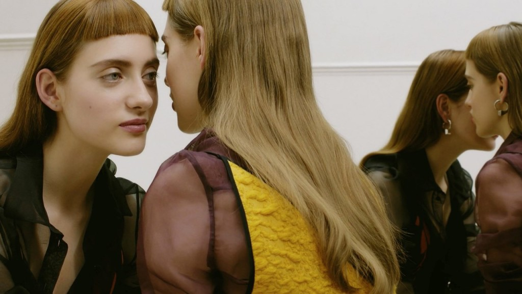 Behind the scenes on Mulberry's Winter campaign