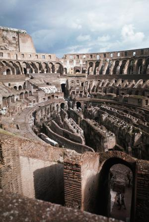 The Colosseum is worth paying the entry fee. Angelo Hornak/Getty Images