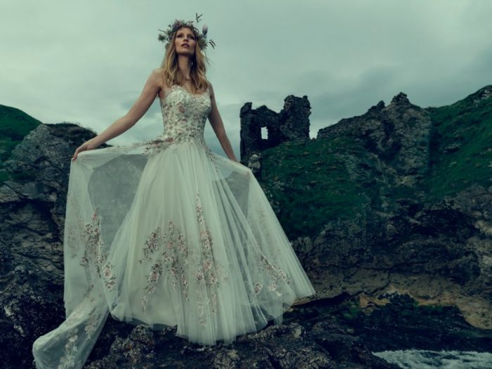 BHLDN's Fall Wedding Collection Looks Like It Was Inspired