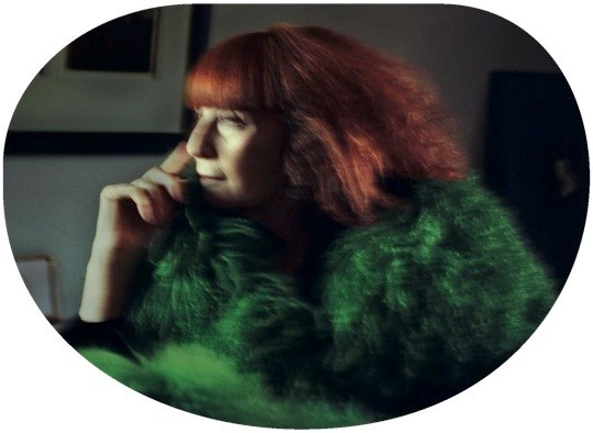 Sonia Rykiel Photography André Wolff; taken from the spring/summer 2008 issue of AnOther