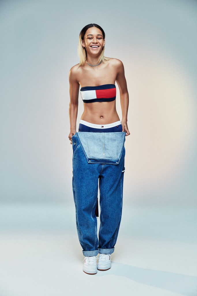 You Ll Want Everything From Tommy Hilfiger S 90s Inspired Collab