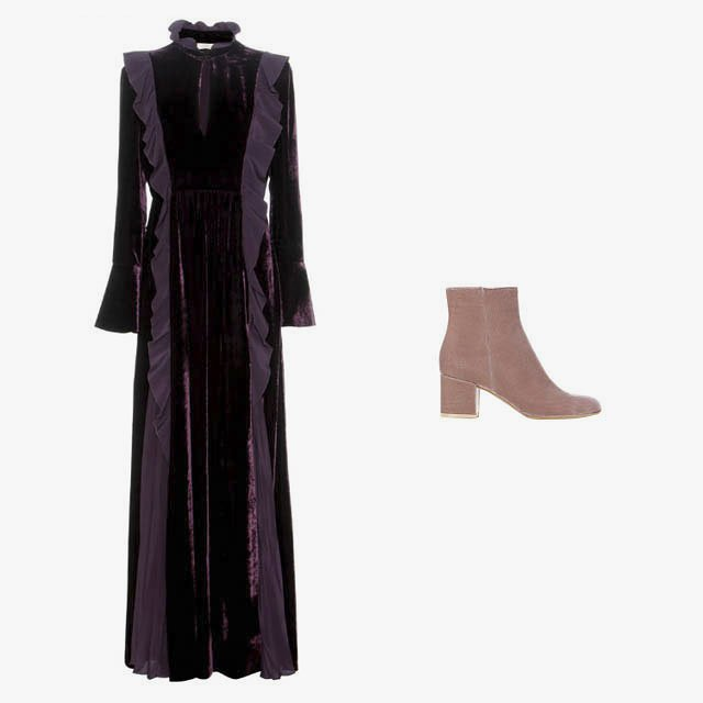 This Fall Is All About Velvet Fashion Magazine Cometrend