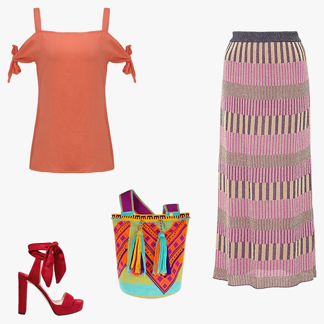 Photo: (Clockwise from top left) Courtesy of newchic.com; Courtesy of modaoperandi.com; Courtesy of silkfred.com; Courtesy of net-a-porter.com