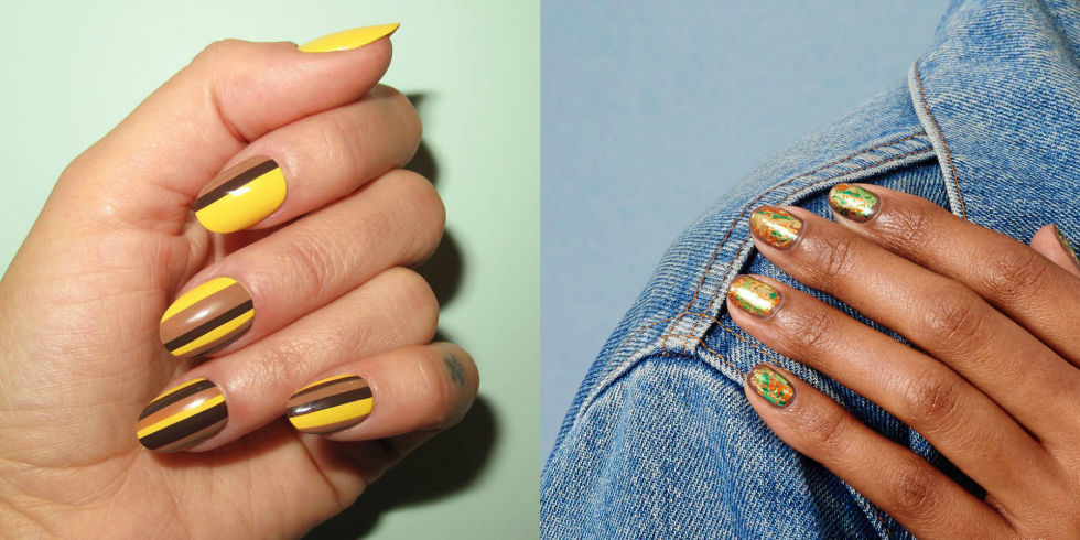 9 Reasons Why Fall Nail Art Doesn\'t Have to Be Literal – Fashion ...