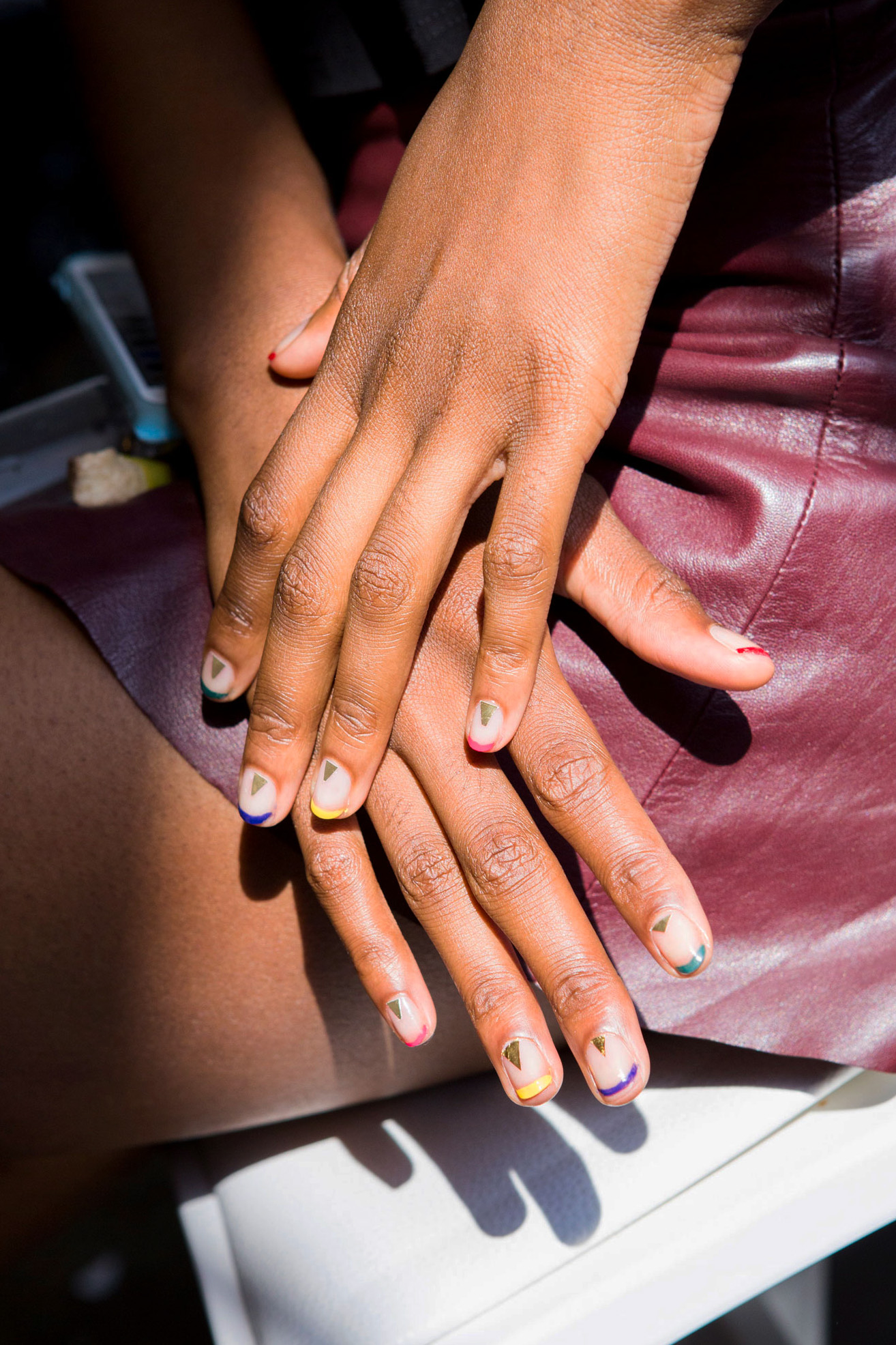 The Best Nail Looks from New York Fashion Week Spring 2017 – Fashion ...