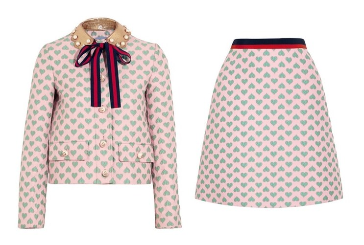 gucci-skirt-set