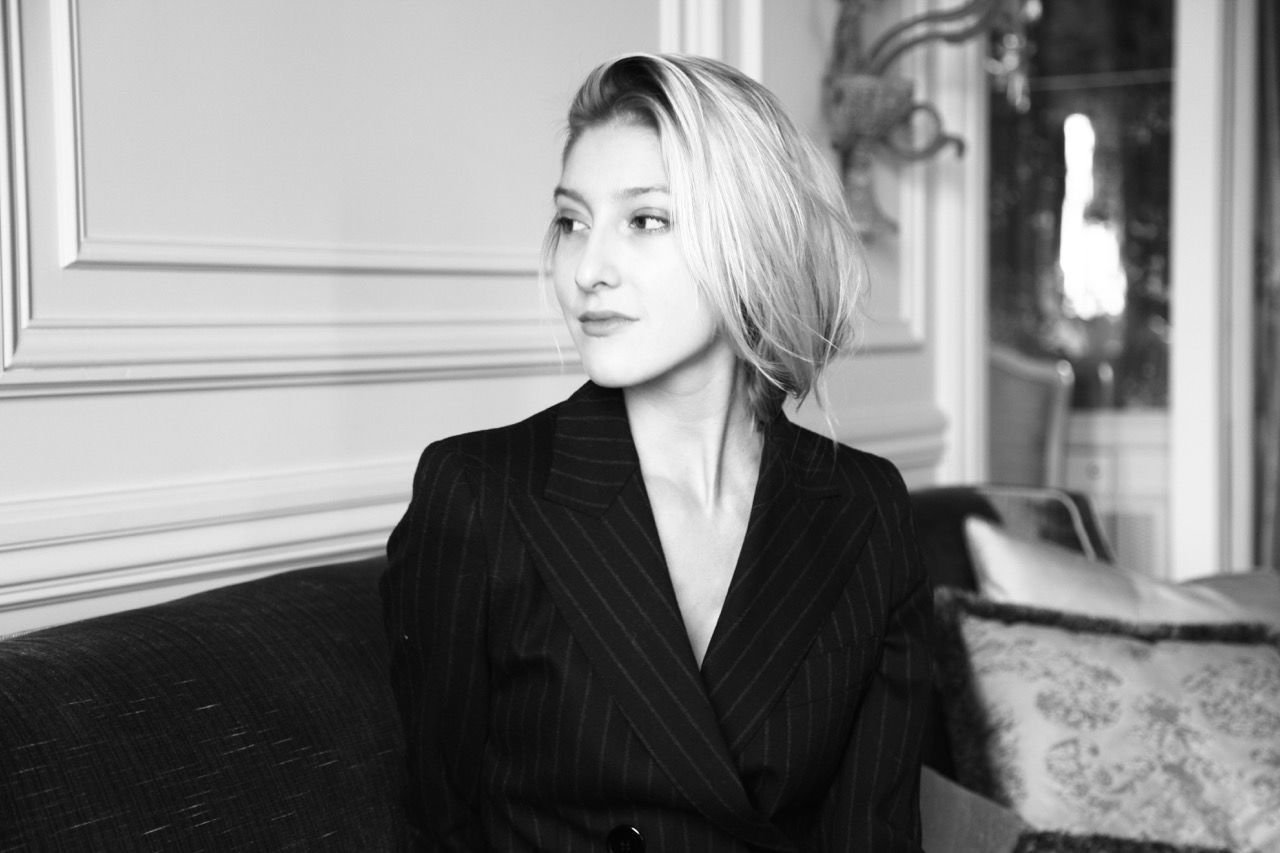 Chloe Perrin Designs the Chicest New French Girl-Inspired Jacket Line