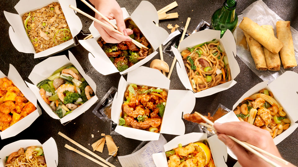 Favorite Chinese Food Places