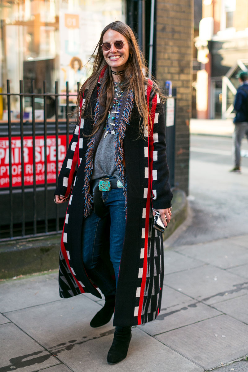 London Street Style Images Galleries