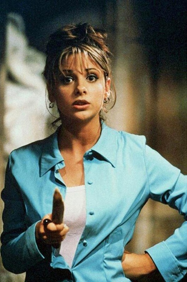 Buffy the Vampire Slayer(Film still)