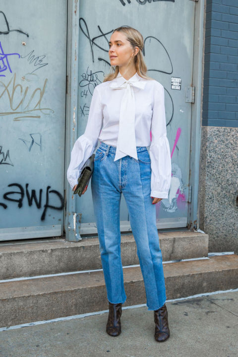 5-tie-neck-blouse-latest-fashiion-trend-must-try-it-to-spicing-up-style-12-Designers-Outfit-Collection