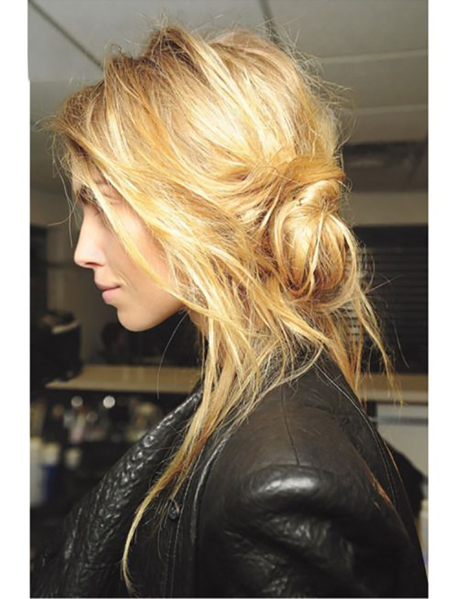 Banana Bun Hairstyles Are Here To Bring Out Your Inner French Girl