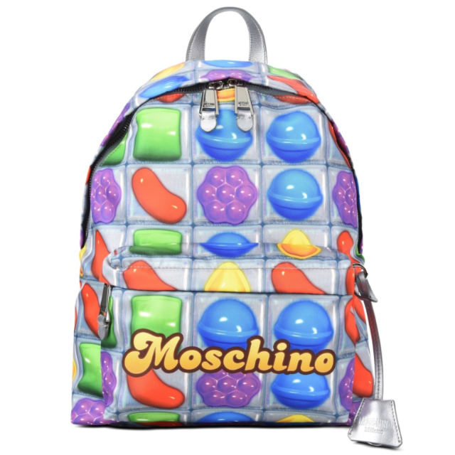 MOSCHINO X CANDY CRUSH
