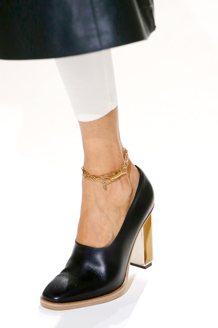 425555685979 Shop 7 Anklets + the Shoes to Wear with Them – Fashion Magazine ...