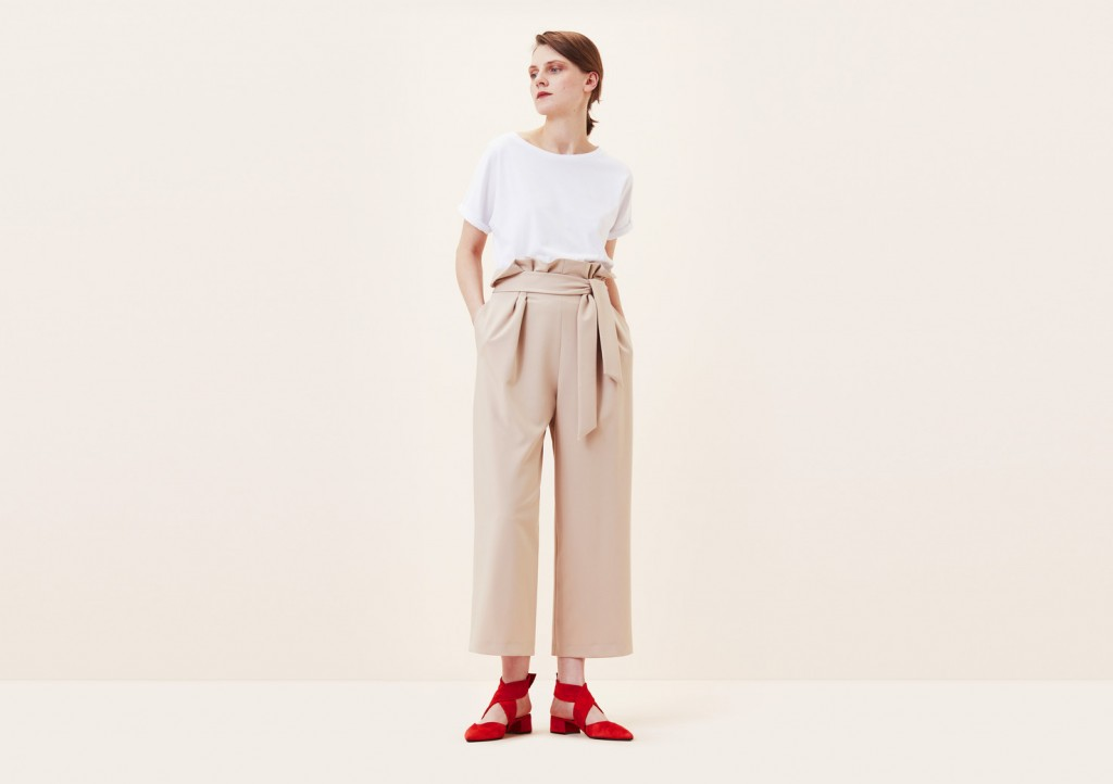Bannerman trousers, €105 at Finery London