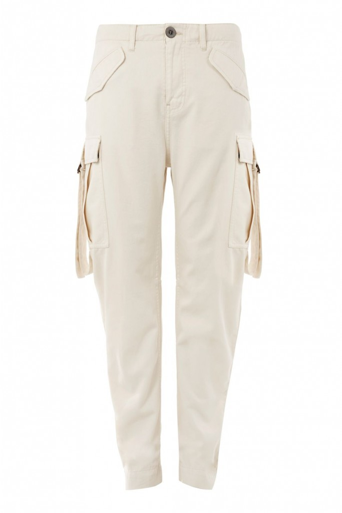 Hopper-cargo-trousers-Unique-€130-at-Topshop