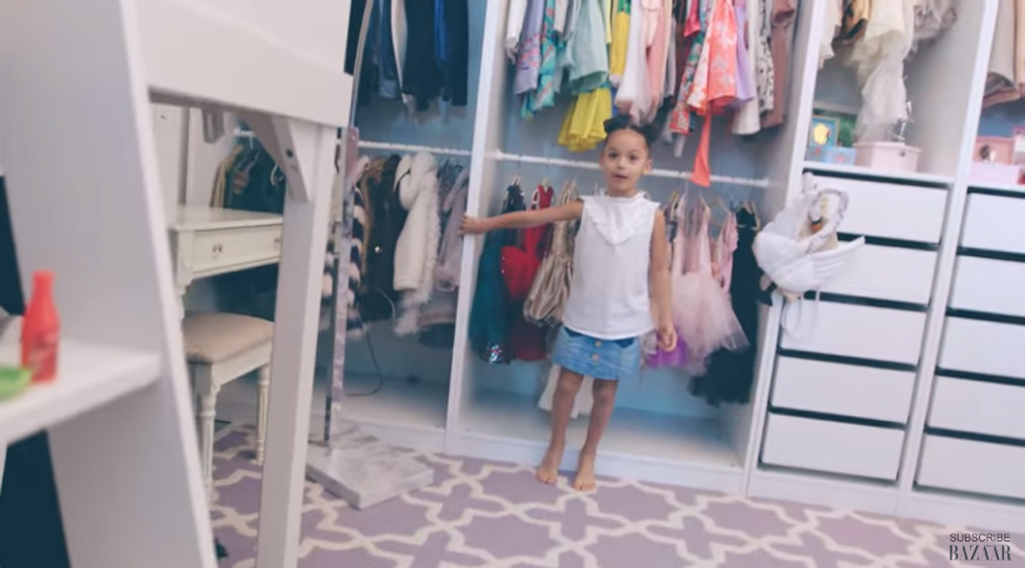 Meet The 5 Year Old With A Better Closet Than You