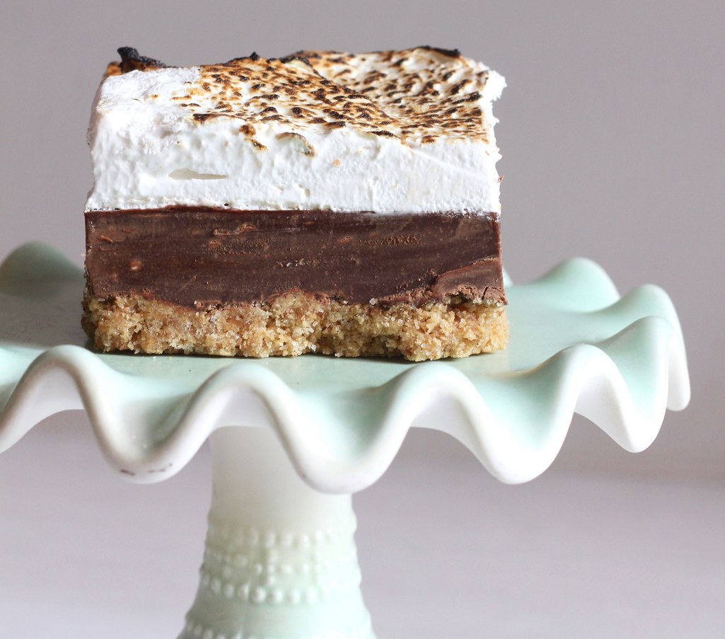 TBH this looks better than most campfire s'mores I've accidentally torched.  / Courtesy of Buttercream Bakeshop