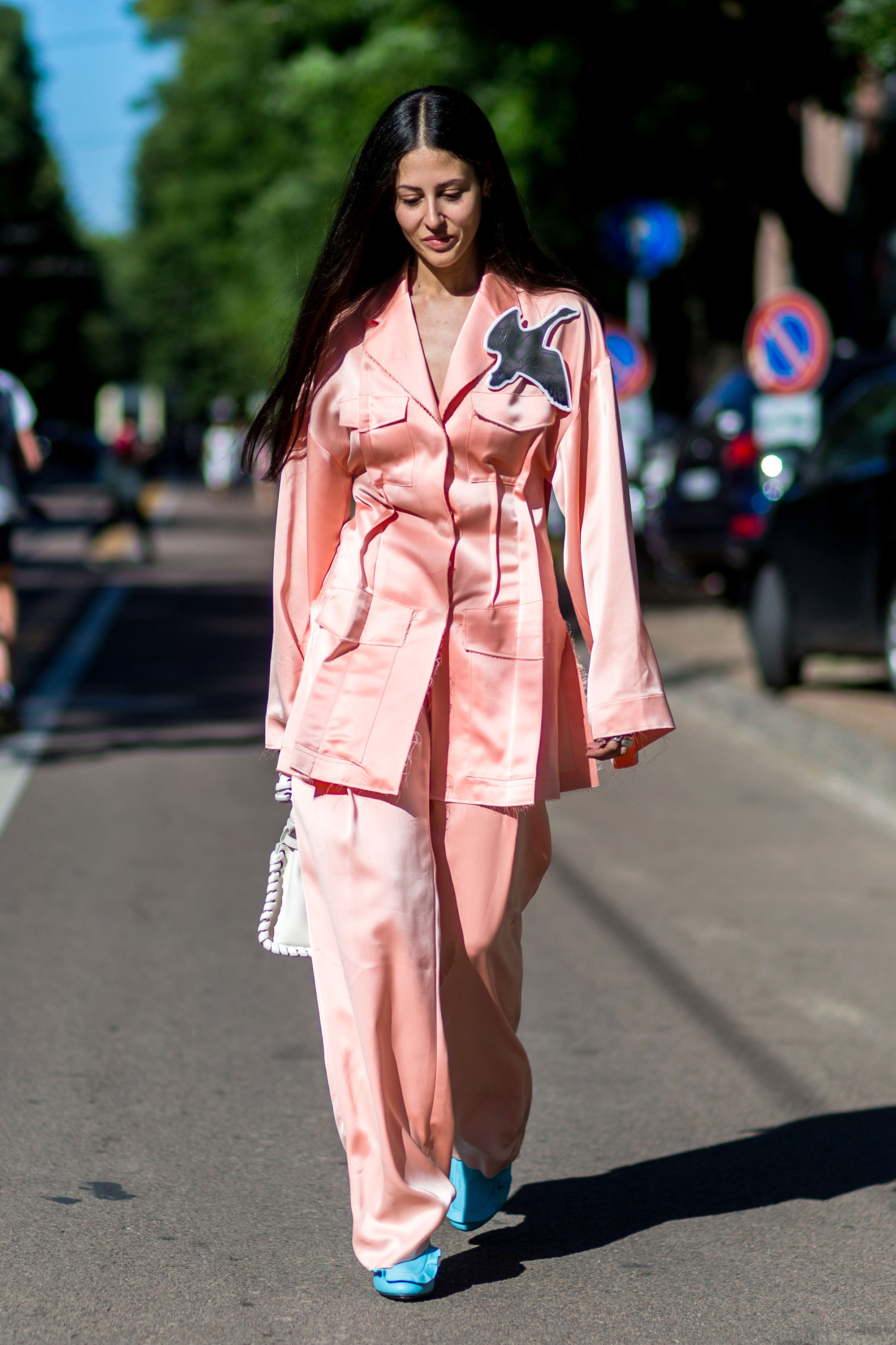 The Best Rosy Street Style Fashion Magazine Cometrend
