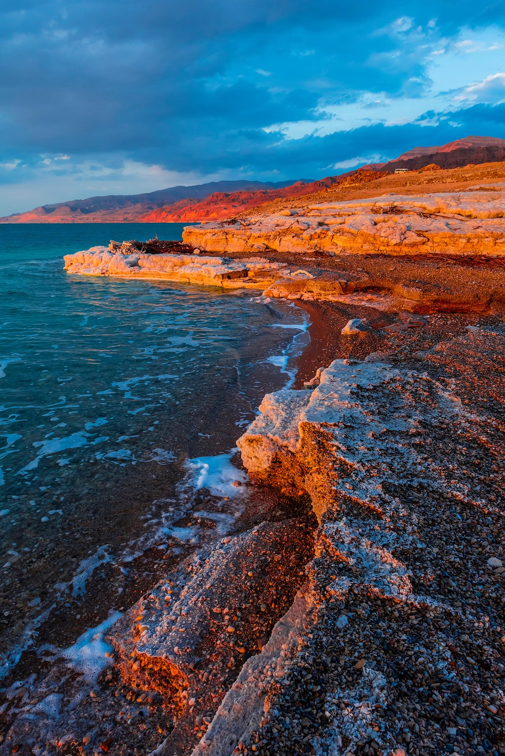 The Dead Sea in Jordan  / Photo: Alamy