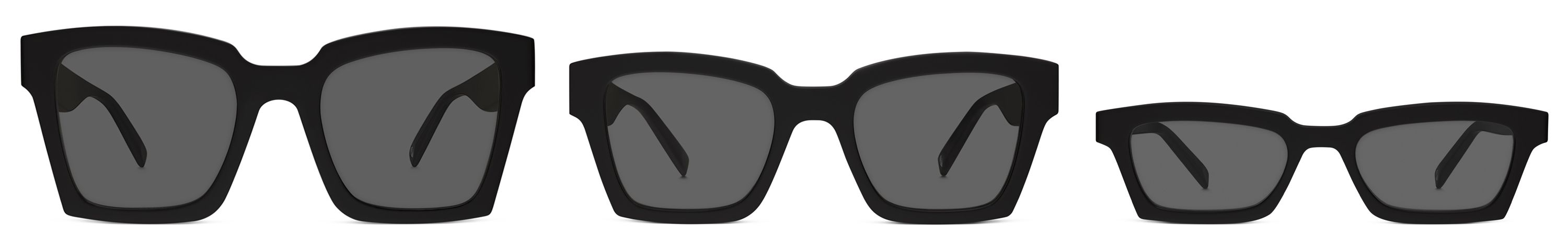 Off-White x Warby Parker sunglasses  / Courtesy Warby Parker