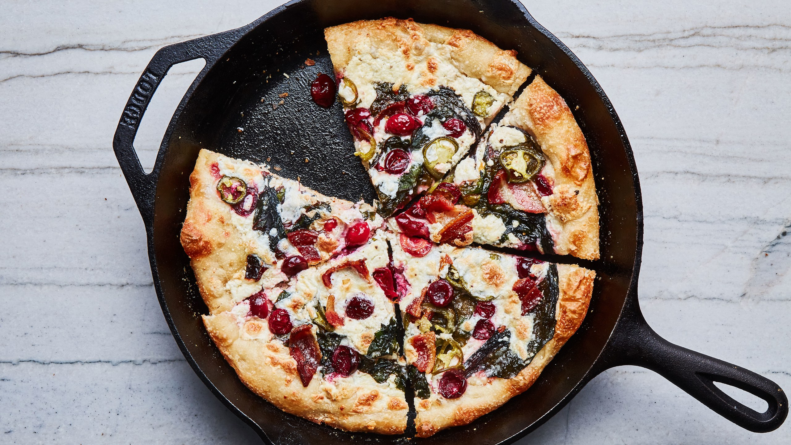 sour-cherry-and-bacon-pizza