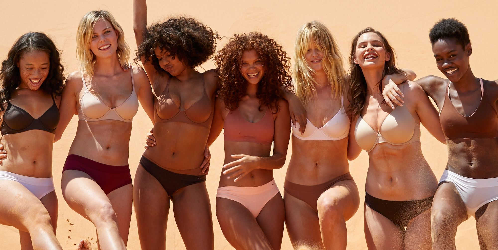 5e67fd4aad21c Aerie Launches Nude Collection Of Bras And Undies – Fashion Magazine ...