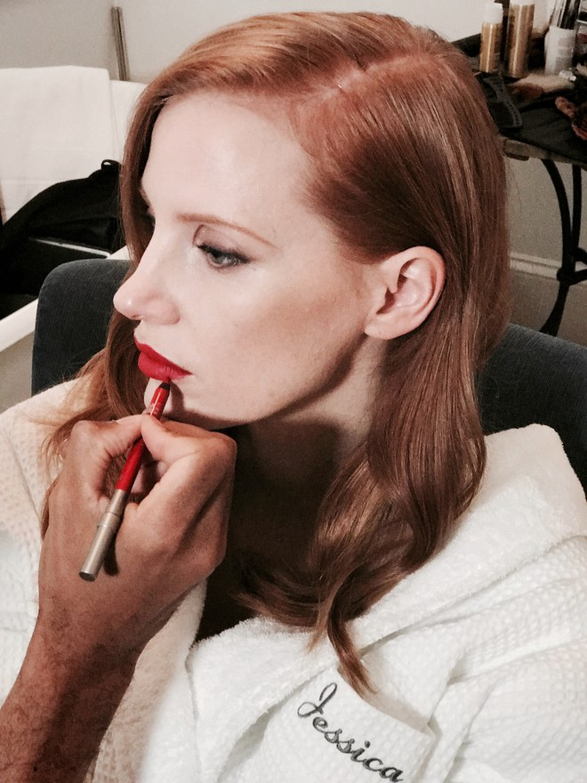 Photo: Courtesy of Jessica Chastain / @jessicachastain