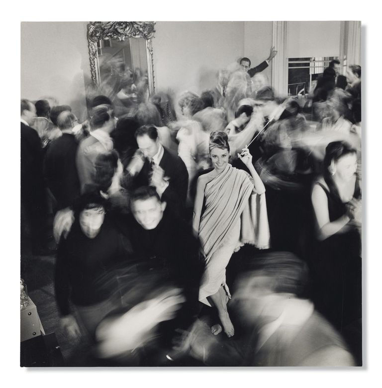 One of 23 gelatin silver publicity prints taken by Mark Shaw for LIFE Magazine in 1953 Christie's