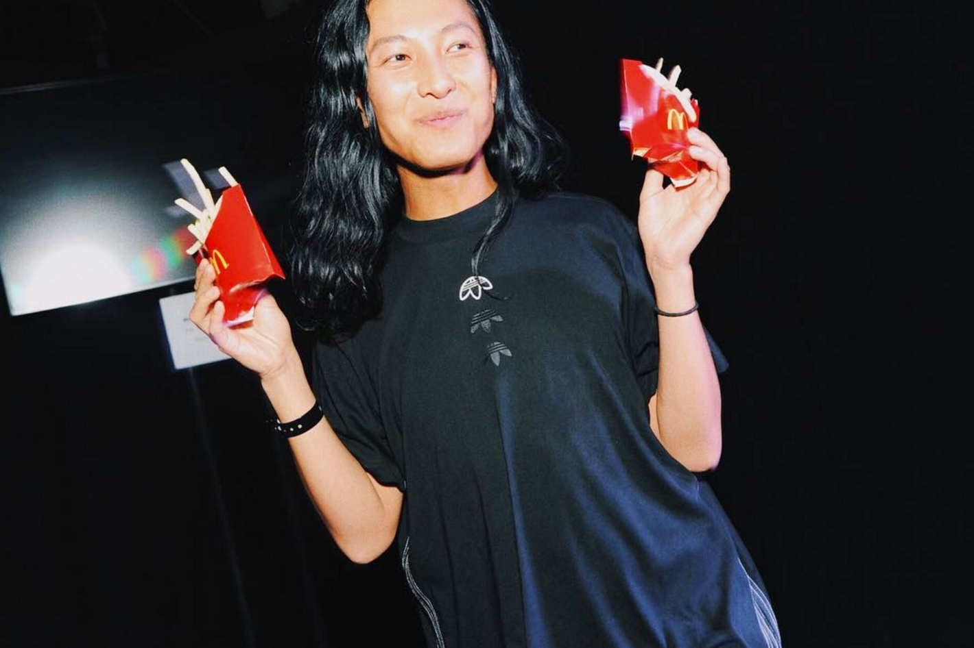 ALEXANDER WANG AT HIS SPRING 2017 AFTERPARTY AND ADIDAS ORIGINALS LAUNCH  / COURTESY IMAGE
