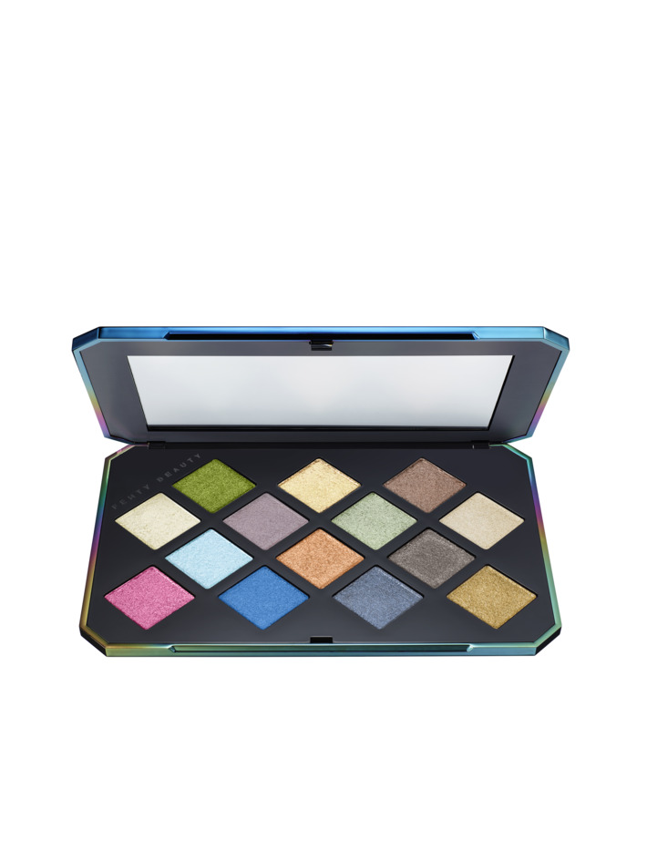 Galaxy Eye-Shadow Palette.