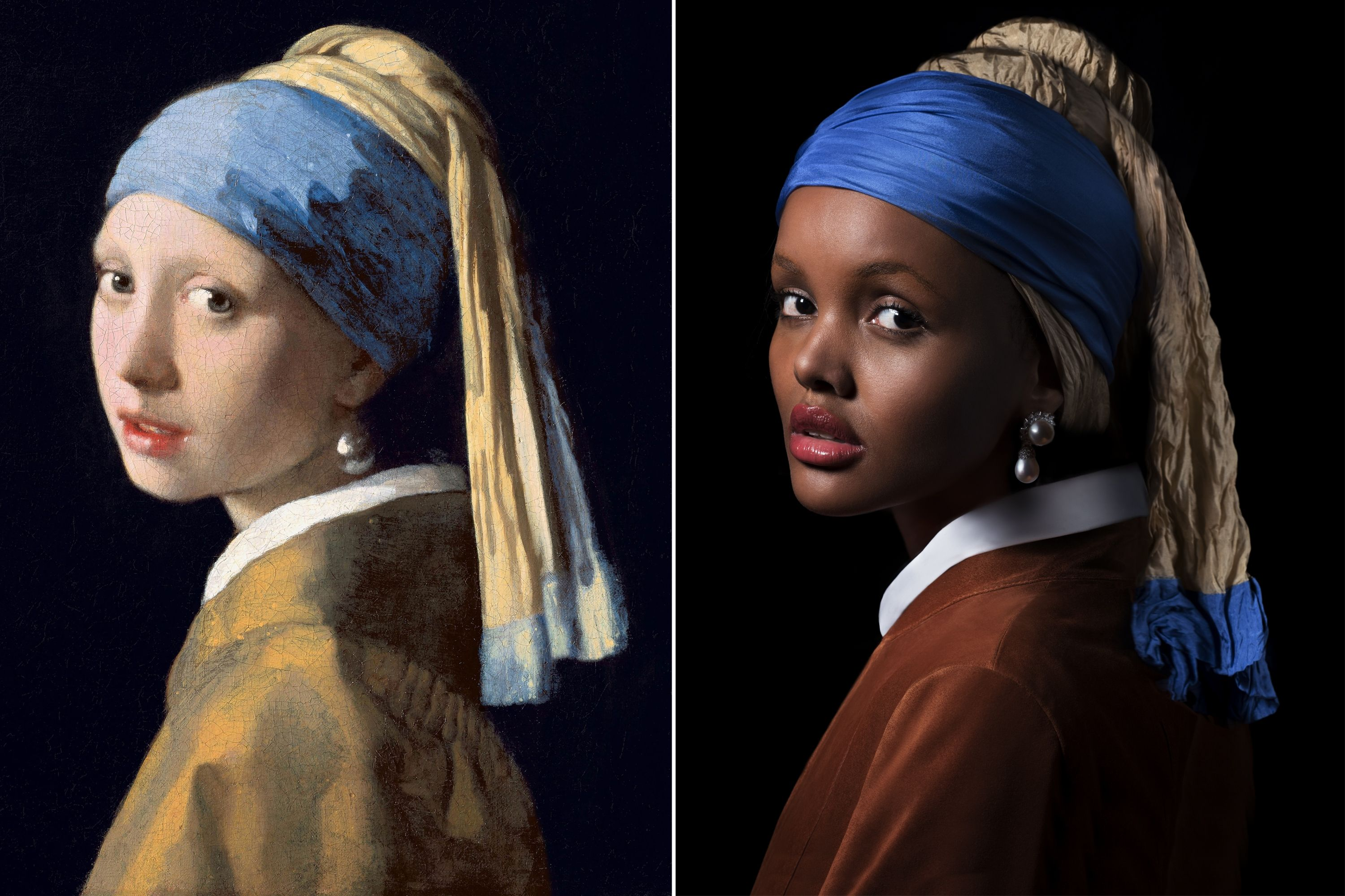 JOHANNES VERMEER, GIRL WITH A PEARL EARRING, CIRCA 1665–66, OIL ON CANVAS, MAURITSHUIS, THE HAGUE, THE NETHERLANDS/BRIDGEMAN IMAGES/PARI DUKOVIC