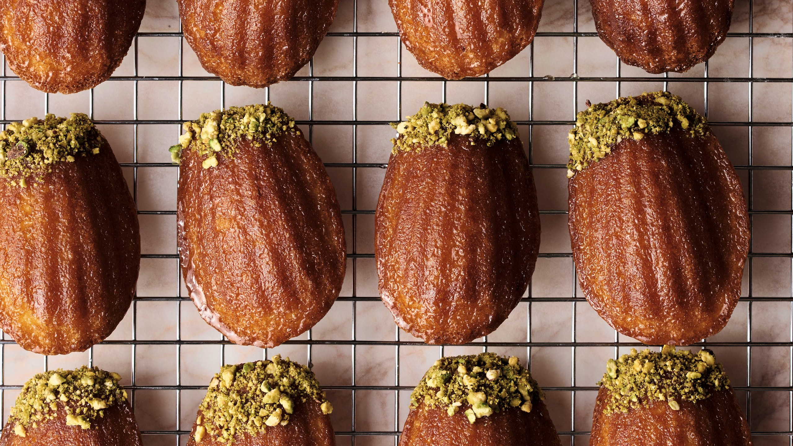 saffron-orange-and-honey-madeleines