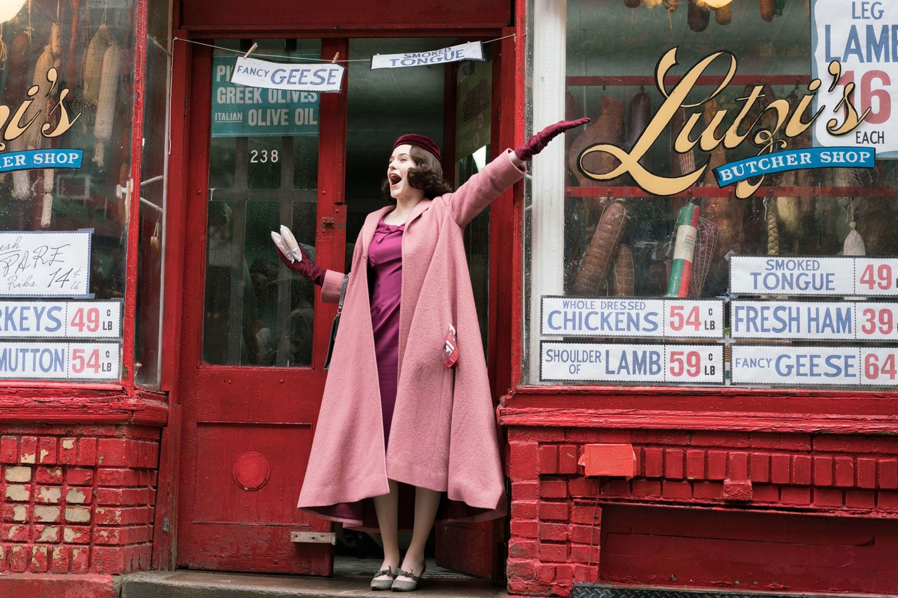 he Marvelous Mrs. Maisel  / Photo: Courtesy of Amazon